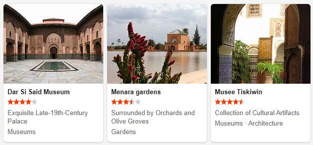 Marrakech Attractions 2