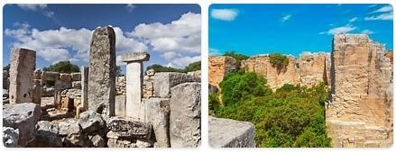 Menorca Attractions