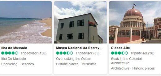Angola Luanda Tourist Attractions 2