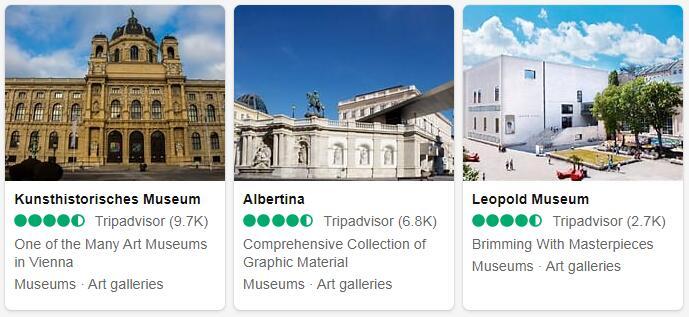 Austria Vienna Tourist Attractions 2