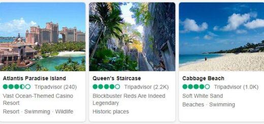 Bahamas Nassau Tourist Attractions 2