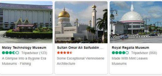 Brunei Bandar Seri Begawan Tourist Attractions 2