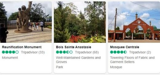 Cameroon Yaounde Tourist Attractions 2