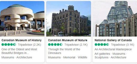 Canada Ottawa Tourist Attractions 2