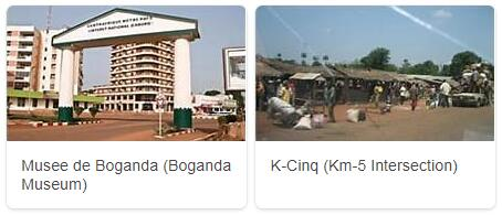 Central African Republic Bangui Tourist Attractions 2
