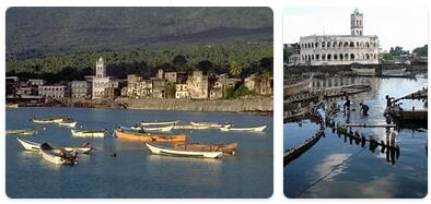 Comoros Moroni Tourist Attractions 2
