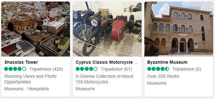 Cyprus Nicosia Tourist Attractions 2