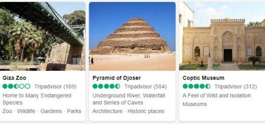 Egypt Cairo Tourist Attractions 2