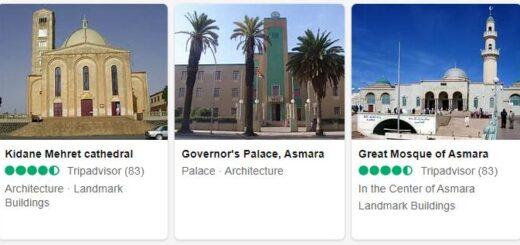 Eritrea Asmara Tourist Attractions 2