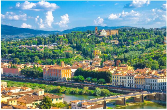 FLIGHTS, ACCOMMODATION AND MOVEMENT IN FLORENCE