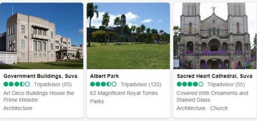 Fiji Suva Tourist Attractions 2