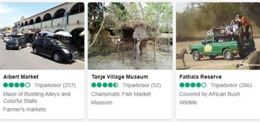 Gambia Banjul Tourist Attractions 2