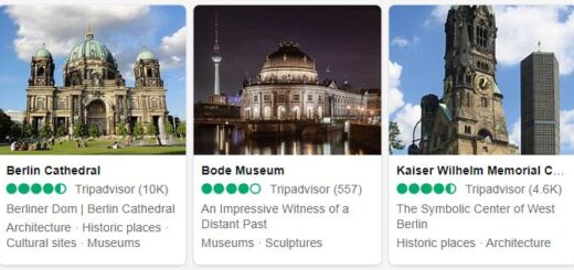 Germany Berlin Tourist Attractions 2