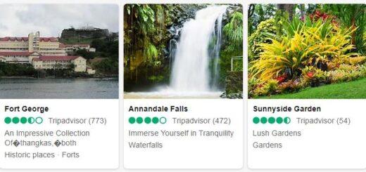 Grenada Saint George's Tourist Attractions 2