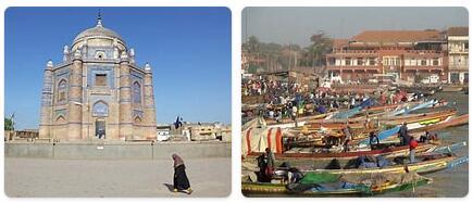 Guinea-Bissau Bissau Tourist Attractions 2