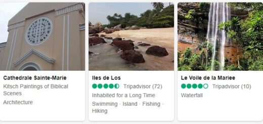 Guinea Conakry Tourist Attractions 2