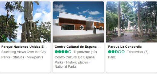 Honduras Tegucigalpa Tourist Attractions 2