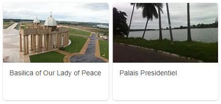 Ivory Coast Yamoussoukro Tourist Attractions 2