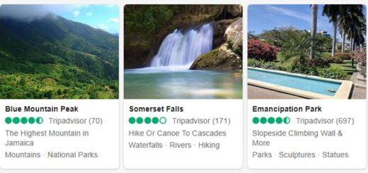 Jamaica Kingston Tourist Attractions 2