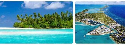 Kiribati Tarawa Atoll Tourist Attractions 2