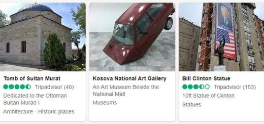 Kosovo Pristina Tourist Attractions 2