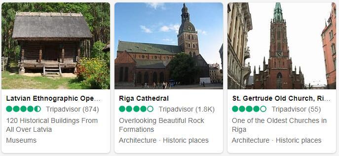 Latvia Riga Tourist Attractions 2