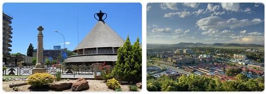 Lesotho Maseru Tourist Attractions 2