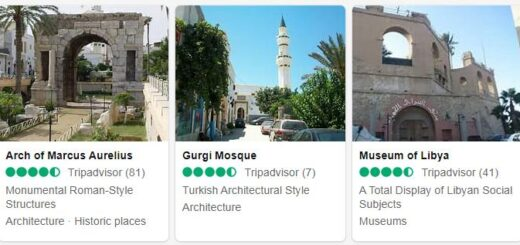 Libya Tripoli Tourist Attractions 2