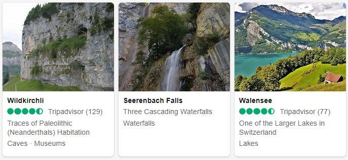 Liechtenstein Vaduz Tourist Attractions 2