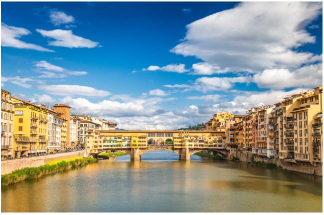 Lovers of history and culture in particular will enjoy Florence