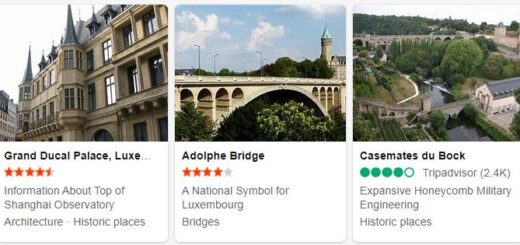 Luxembourg Tourist Attractions 2