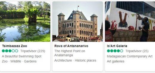 Madagascar Antananarivo Tourist Attractions 2