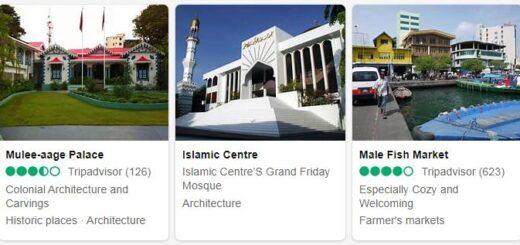 Maldives Male Tourist Attractions 2