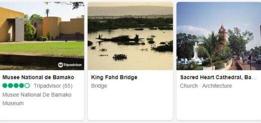 Mali Bamako Tourist Attractions 2