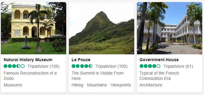 Mauritius Port Louis Tourist Attractions 2