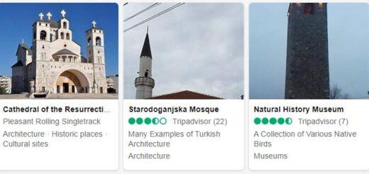 Montenegro Podgorica Tourist Attractions 2