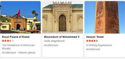 Morocco Rabat Tourist Attractions 2