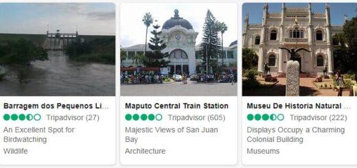 Mozambique Maputo Tourist Attractions 2