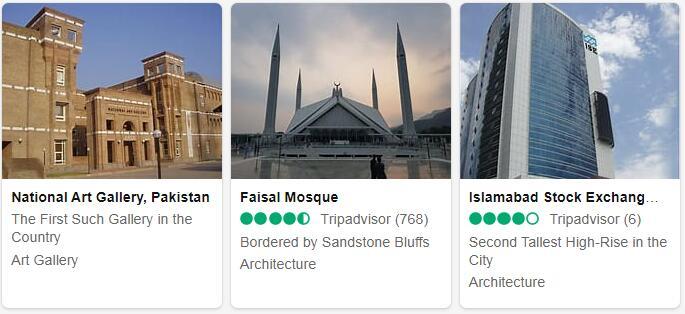 Pakistan Islamabad Tourist Attractions 2