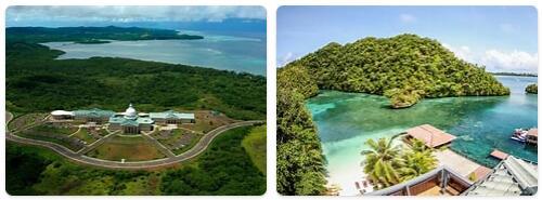 Palau Melekeok Tourist Attractions 2