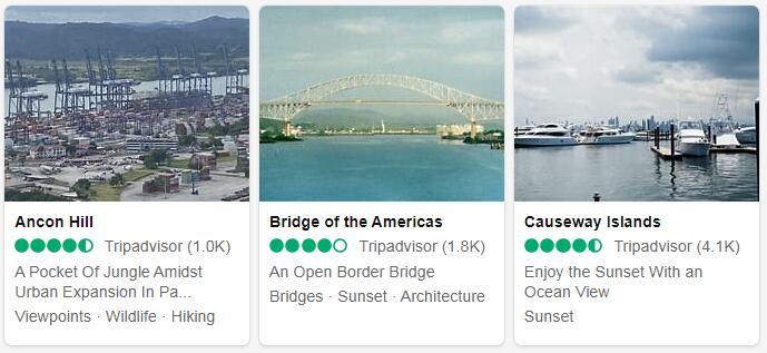 Panama City Tourist Attractions 2