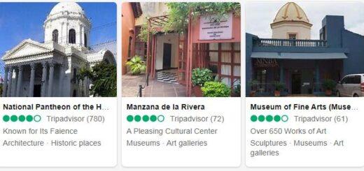 Paraguay Asuncion Tourist Attractions 2