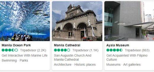 Philippines Manila Tourist Attractions 2