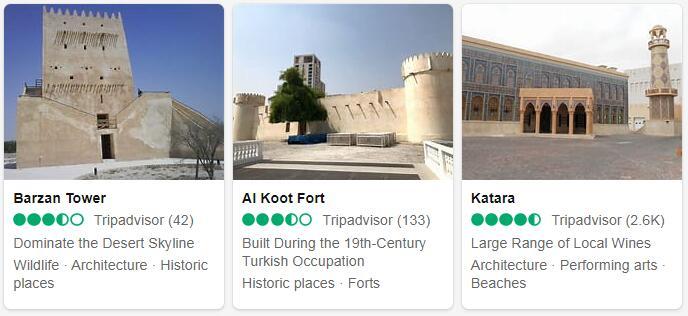 Qatar Doha Tourist Attractions 2