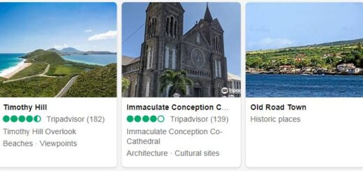 Saint Kitts and Nevis Basseterre Tourist Attractions 2
