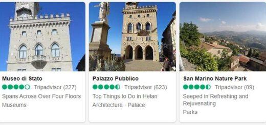 San Marino San Marino Tourist Attractions 2