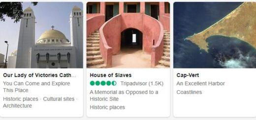 Senegal Dakar Tourist Attractions 2