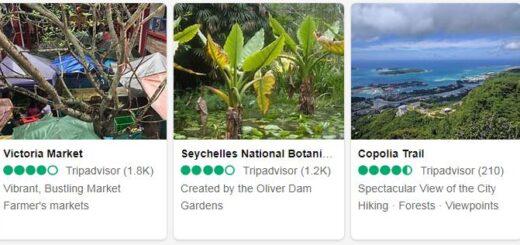 Seychelles Victoria Tourist Attractions 2