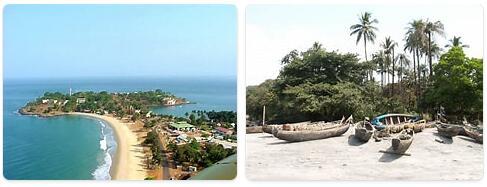 Sierra Leone Freetown Tourist Attractions 2