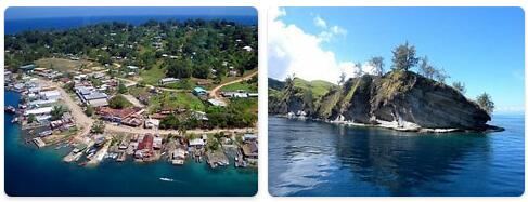 Solomon Islands Honiara Tourist Attractions 2